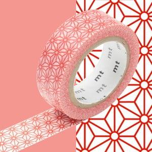 Taśma dekoracyjna washi MT Masking Tape Honorine, dł.10m