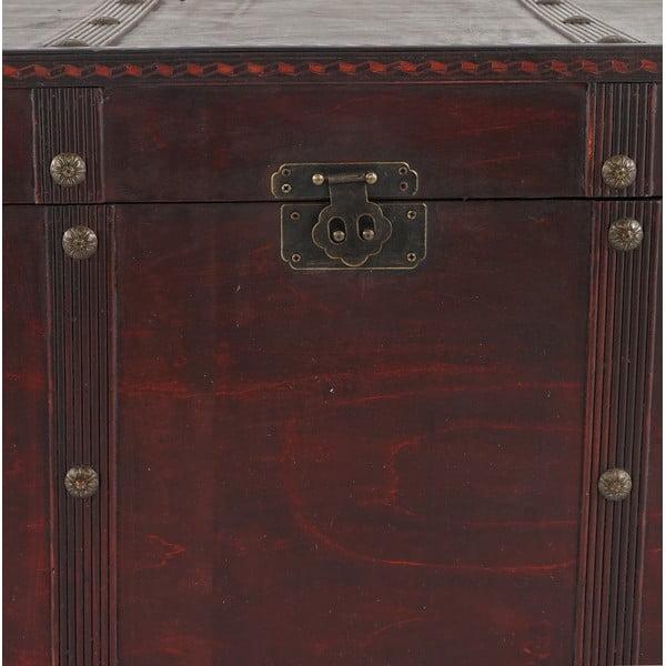 Skrzynia Shabby Antibes, 30x57x29 cm