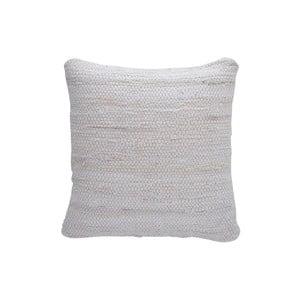 Poduszka Chindi, 45x45 cm, biała