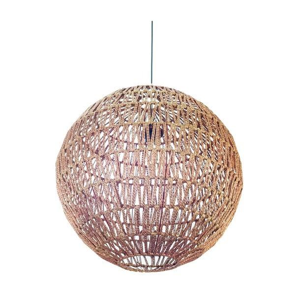 Żyrandol Fisura Hive Copper, 50 cm