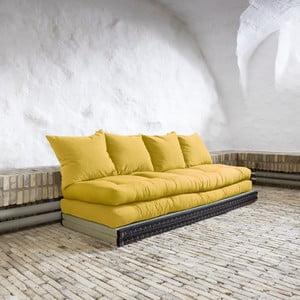 Sofa wielofunkcyjna Karup Chico Amarillo