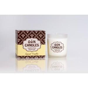 Świeczka zapachowa Spiced Vanilla w opakowaniu podarunkowym