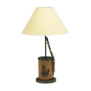 Lampa stołowa w morskim stylu Wooden Rope