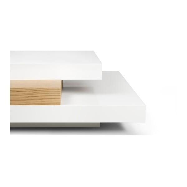 Biały stolik TemmaHome Slate