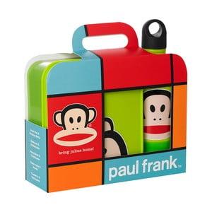 Zestaw śniadaniowy Paul Frank, limetkowy