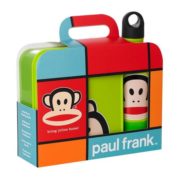 Zielony zestaw śniadaniowy Paul Frank