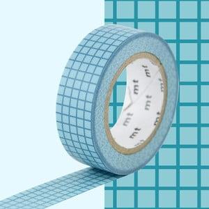 Taśma dekoracyjna washi MT Masking Tape Olivia, dł.10m