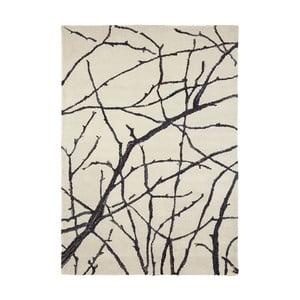Dywan wyszywany Large Branch Print, 170x240 cm
