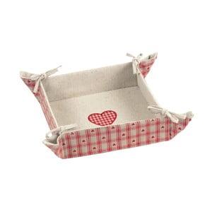 Pudełko z materiału Heart
