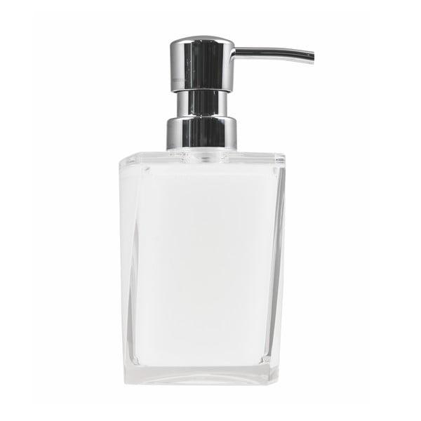 Dozownik do mydła Transparent White