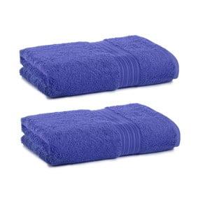 Zestaw 2 ręczników Indulgence Victoria Blue, 41x71 cm