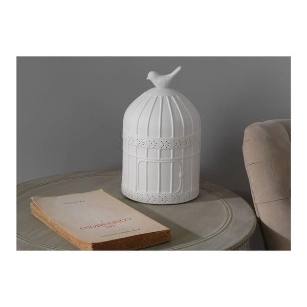 Lampa porcelanowa Cage