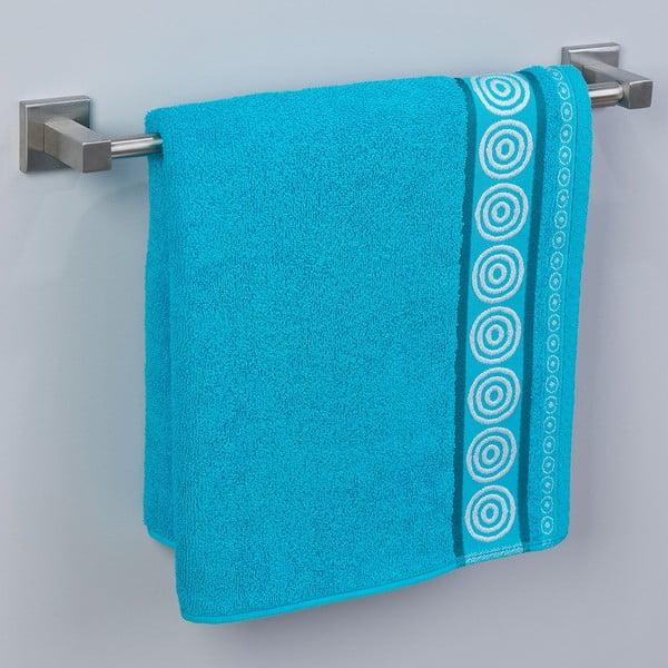 Ręcznik Fraza Rondo Turquoise, 30x50 cm