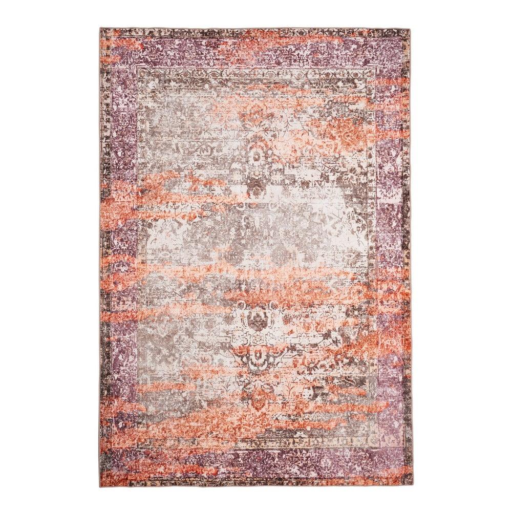 Beżowo-pomarańczowy dywan Floorita Vintage, 120x180 cm