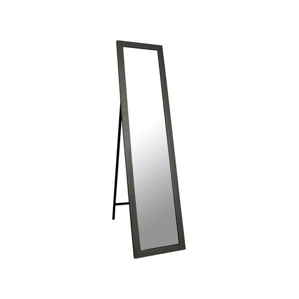 Lustro stojące Standing 37x158 cm, ciemna rama