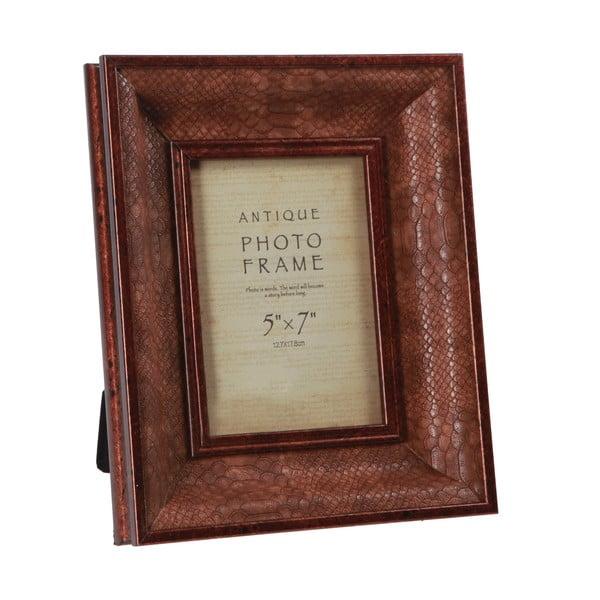 Ramka na zdjęcia Brown Vintage, 13x18 cm
