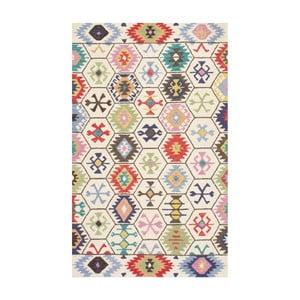 Wełniany dywan Azteco, 120x183 cm
