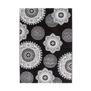 Dywan Odense Black, 80x150 cm