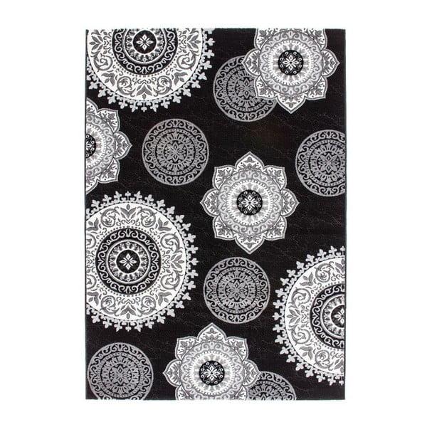 Dywan Odense Black, 120x170 cm