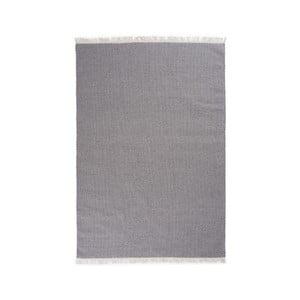 Wełniany dywan Rainbow Steel, 140x200 cm