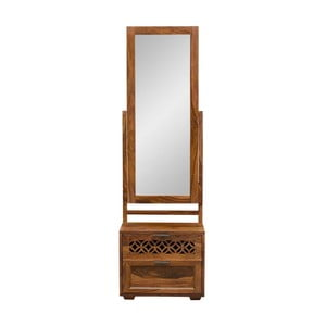 Toaletka z lustrem z palisandru Massive Home Rosie