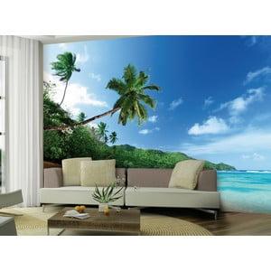 Wielkoformatowa   tapeta Na plaży, 366x254 cm