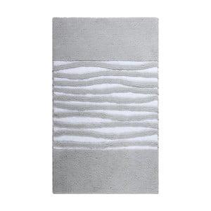 Dywanik łazienkowy Morgan Silver Grey, 60x100 cm