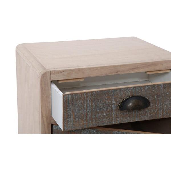 Stolik Bolzonella z drzwiczkami i szufladą