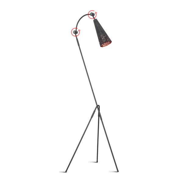 Regulowana lampa stojąca Arietis