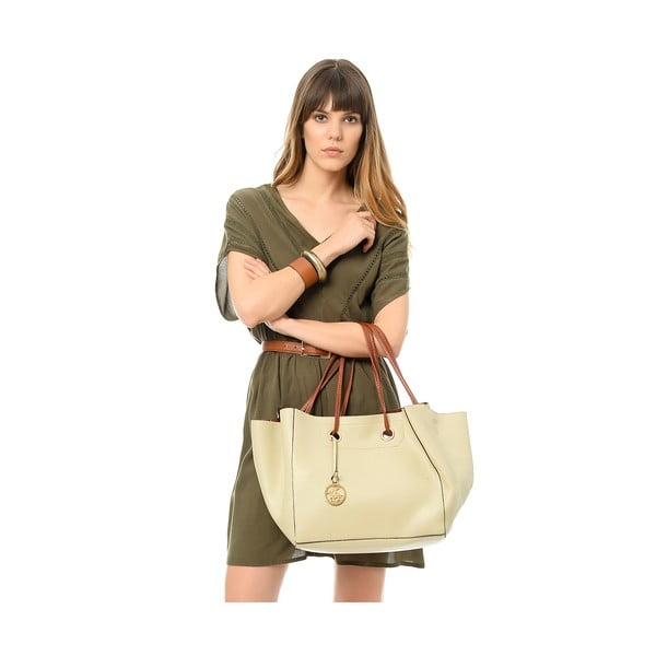 Torebka Beverly Hills Polo Club 01 - Light Brown/Tan