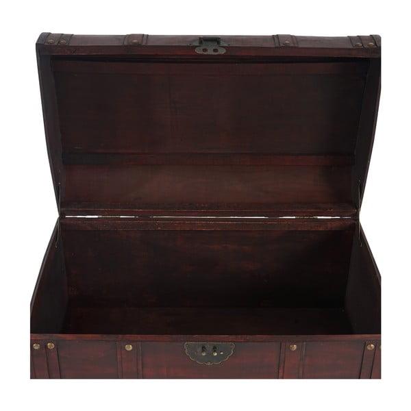 Skrzynia Shabby Antibes, 39x67x38 cm