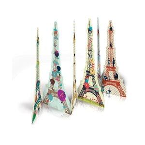 Zestaw zakładek Mon Petit Art Tours Eiffel