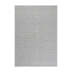 Wełniany dywan Charles Blue, 160x230 cm