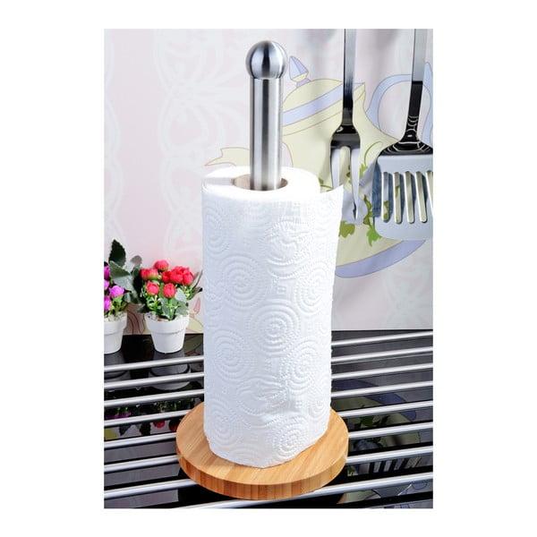 Stojak na ręczniki kuchenne Lux