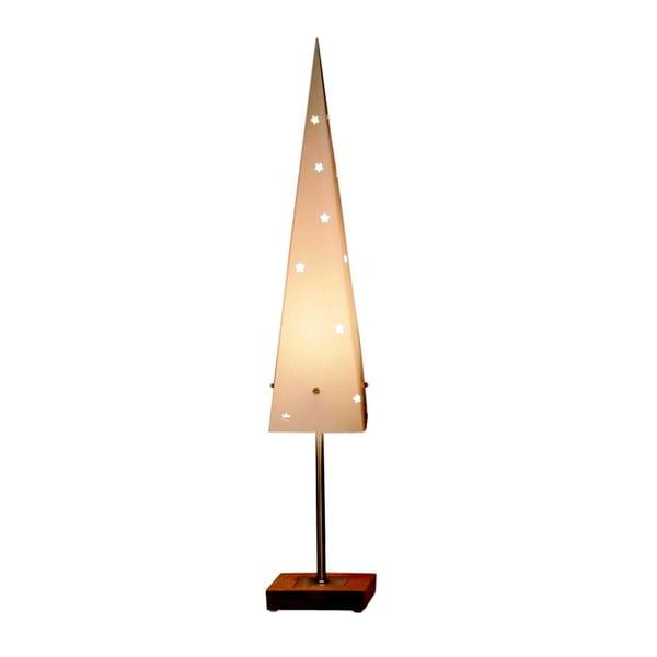Stojąca dekoracja świecąca Best Season Cone Top, 60 cm
