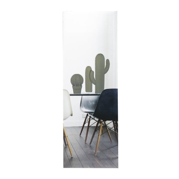 Biały kaktus dekoracyjny YWL Double