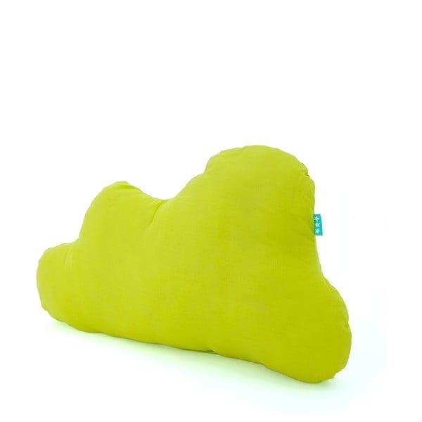Poduszeczka Mr. Fox Nube Green, 60x40 cm