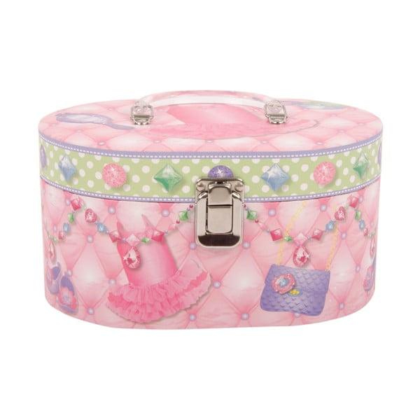 Zestaw 2 szkatułek na biżuterię Little Princess