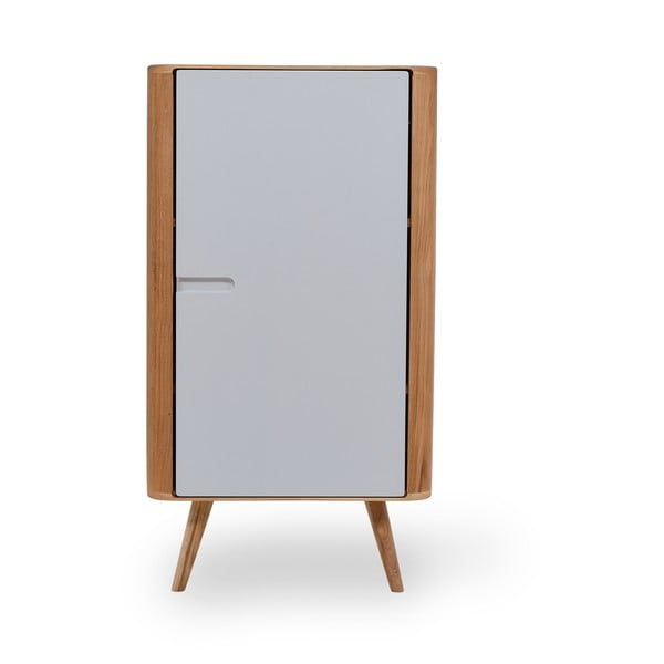 Szafka dębowa Gazzda Ena, 60x110 cm