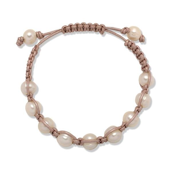Bransoletka Pure Pearls Fresh Genuine Light