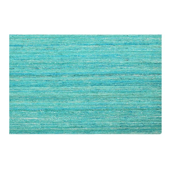 Ręcznie tkany dywan Sari Silk Aqua, 150x240 cm