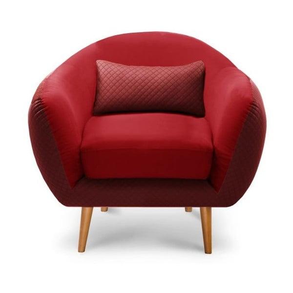 Czerwony fotel by Stella Cadente Maison Meteore