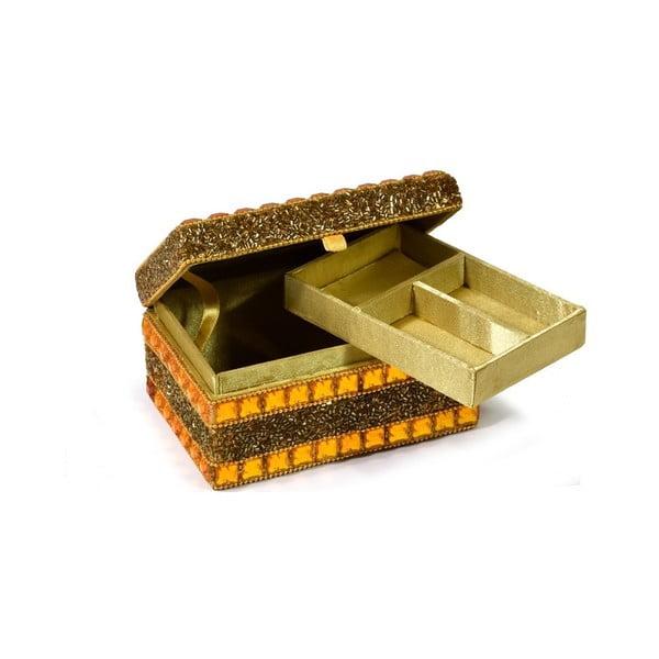 Bogato zdobiona szkatułka Dadra