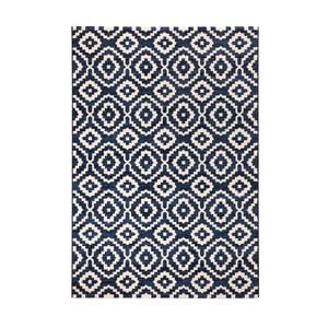 Niebieski dywan Mint Rugs Diamond Ornamental, 80x150 cm
