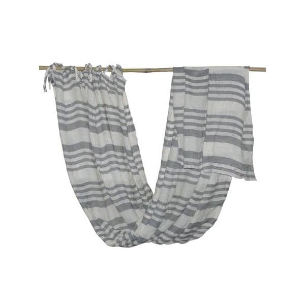 Zasłona Curtain Charcoal,120x220 cm