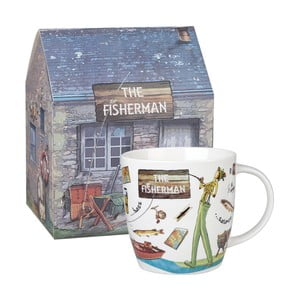 Kubek porcelanowy Churchill China Fishermen, 400 ml