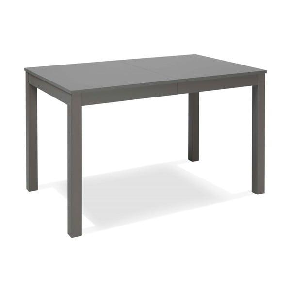 Szary stół do jadalni Design Twist Kaedi