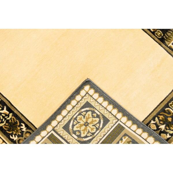 Dywan wełniany Bakero Beige, 120x180 cm