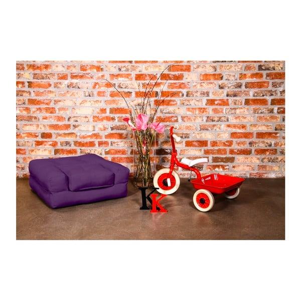 Fotel dziecięcy Karup Baby Cube Purple