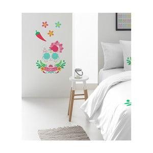 Naklejka dekoracyjna na ścianę Pooch Catrina, 30x42cm